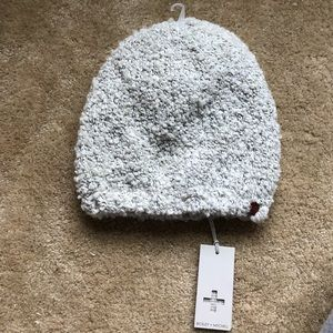 NWT Bickley + Mitchell fur lined hat